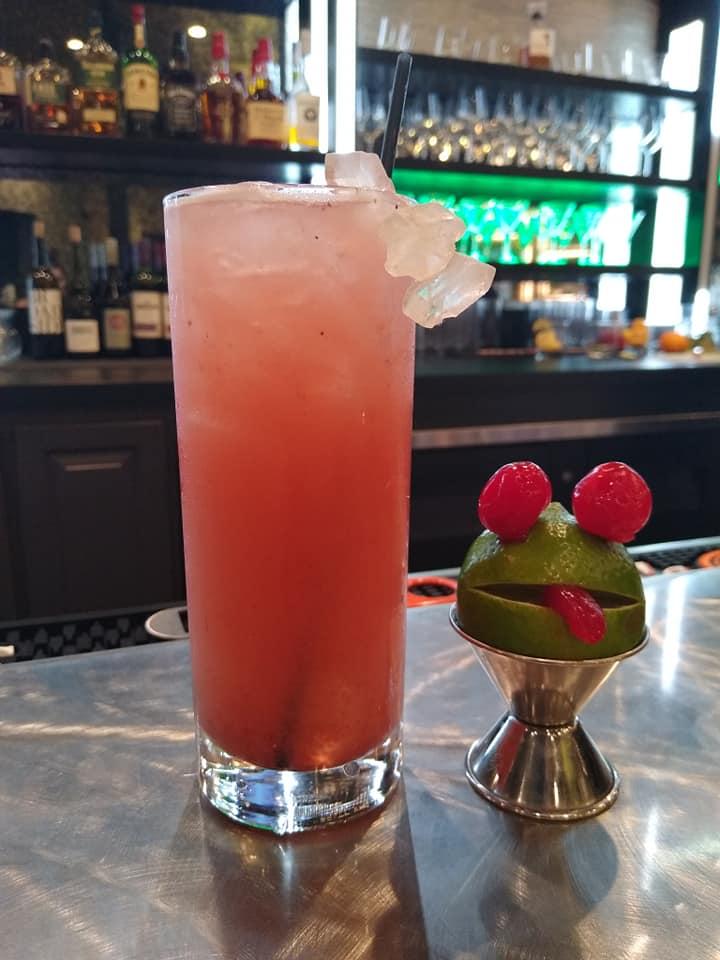 SOB A Girlie Drink House Cocktail