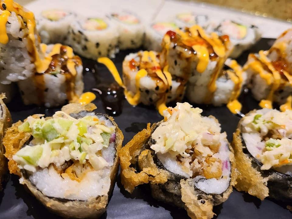 SOB Bbquishi Sushi Roll Weird Sobs
