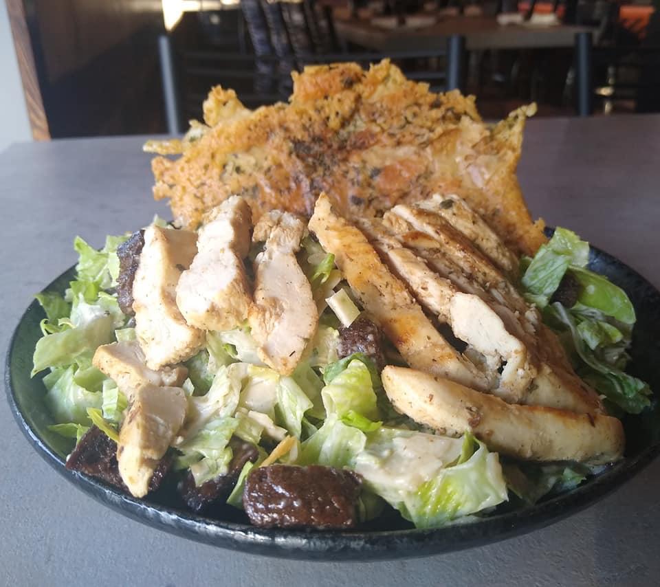 SOB Black Caesar Salad Greens