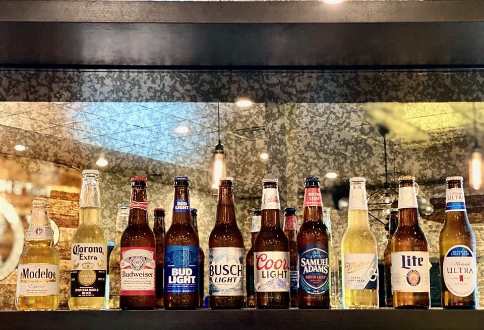 SOB Domestic Bottled Beer