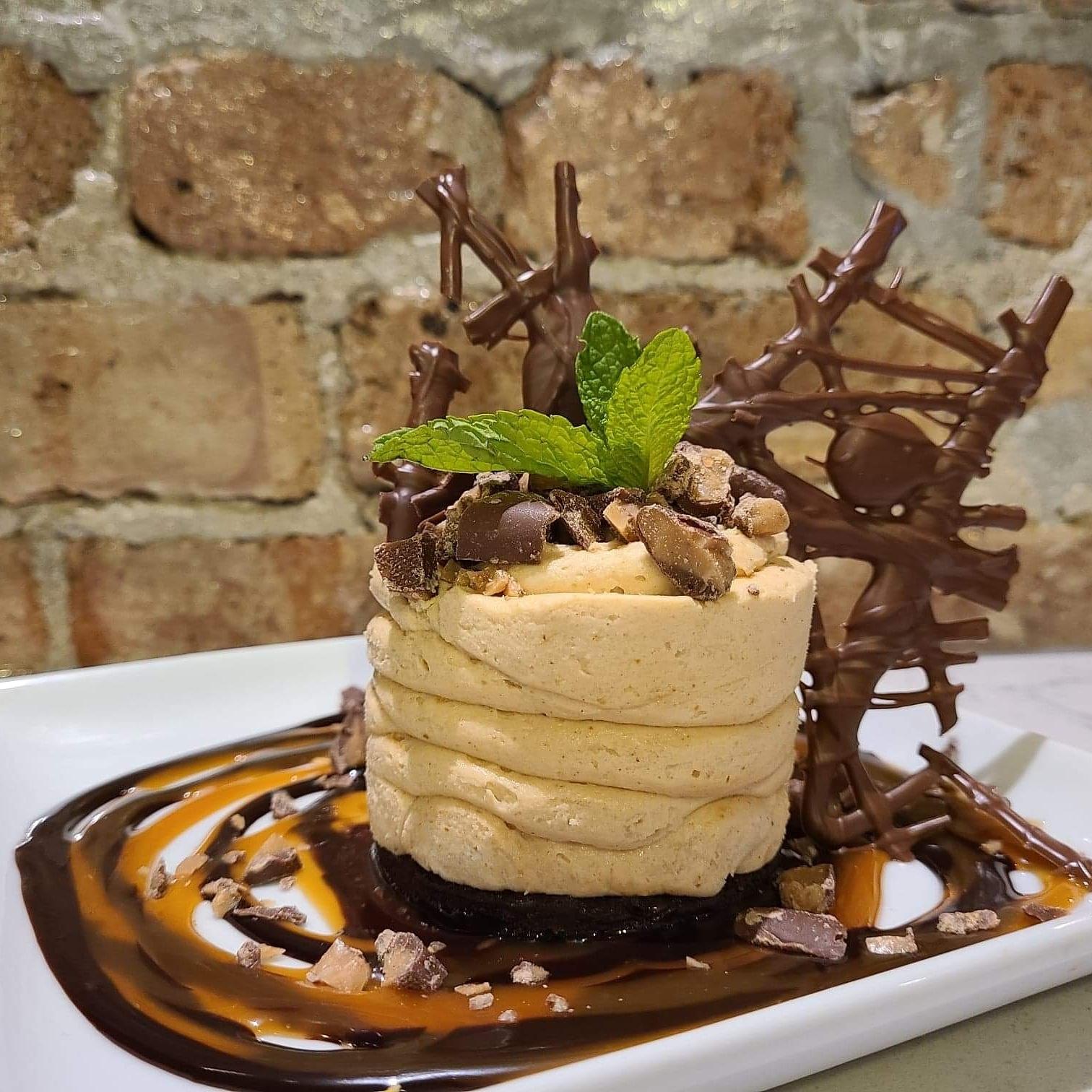 SOB Peanut Butter Forrest Dessert