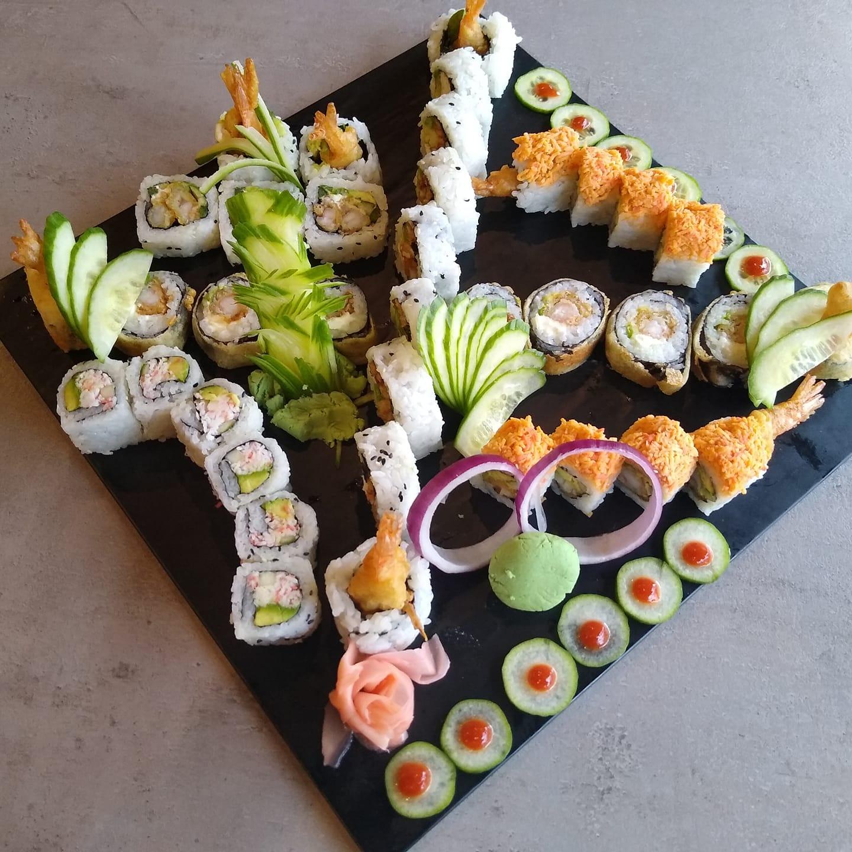 SOB Sushi Platter