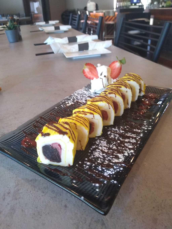 SOB Sweetheart Dessert Sushi Roll