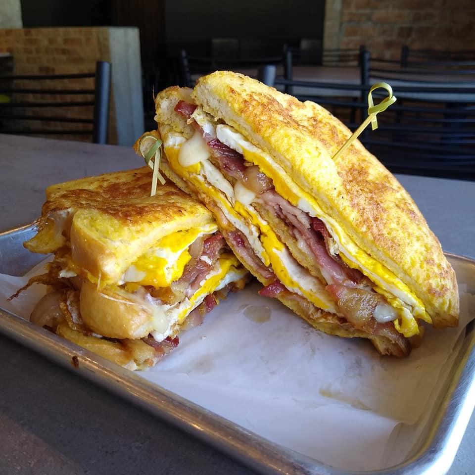 SOB Wake & Bake Breakfast Sandwich Secret Menu Specials