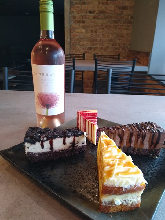 SOB Wine And Cheesecake Special Pack