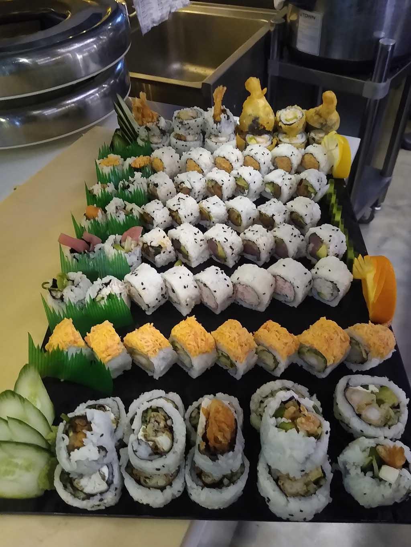 Catering Sushi Platter